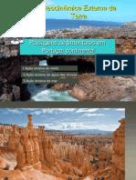 Paisagens-sedimentares