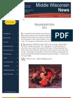 Middle WI News - November