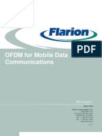 OFDM Mobile Data Communications