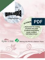 Senior GIRLtopia Companion Guide 11.22.11