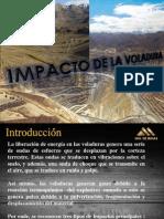 Impacto  ambiental de La Voladura
