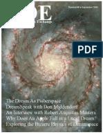 The Lucid Dream Exchange Magazine Issue 40