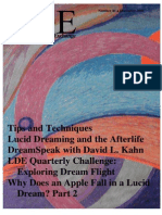 The Lucid Dream Exchange Magazine Issue 41