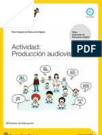 Actividad Audiovisual 12-08-2011