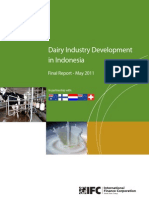 Dairy Industry Indonesia 2011