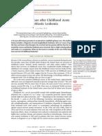 TX de Adultos Despues de Leucemia Linfoblastica