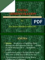 Enema Administration[1]