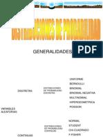 CLASE 2 2010 Distribuciones de Probabilidad