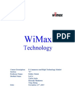 1 Wimax Technology Doc 703