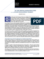 Taneja Group Report-Overview of the Virtual Infrastructure Operations Management Market