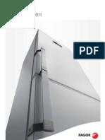 Catalogo frigorificos Fagor
