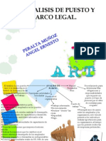 Analisis de Puesto y Marco Legal