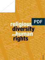 Religious Diversity & Human Rights - english textbook