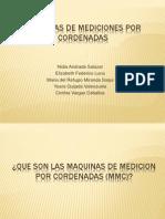 MAQUINA DE MEDICIÓN POR COORDENADAS N22