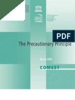 Principio Precauçao