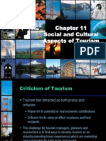 Int Tourism Ch 11 Social and Cultural Aspects of Tourism