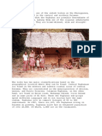 The Tagbanua Tribe