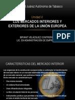 Los mercados interiores y exteriores de la Unión