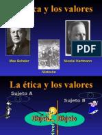 LOS VALORES Introduccion Practica Por Profesores