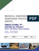 [MERP] Dimas Utama - Genting Oil Papua MAR 11