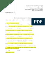 GUIA DE ESTUDIO QUINTA EVALUACIÓN Primaria 4