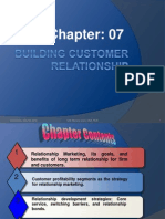 Chapter 07_Building Customer Relationship