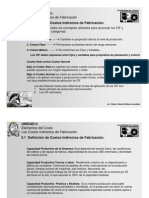 Costos I Presentaciones 2008 UII b