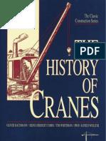 History of Cranes