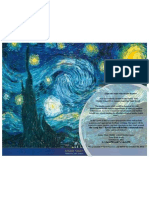 Starry Night Invitation for VIP Guests