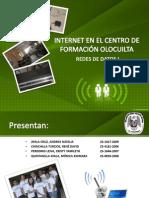 INTERNET EN EL CENTRO DE FORMACIÓN OLOCUILTA