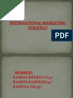 International Marketing Strategy2