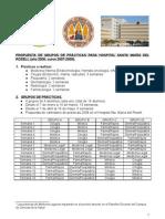Propuesta de Prácticas Para Hospital Rosell
