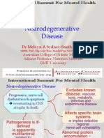 Neurodegenerative Disease