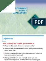 Macro Economic Policy Challenges