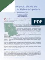2. Alzheimer