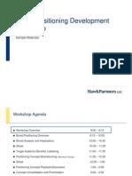 brandpositioningdevelopmentworkshop-110725145507-phpapp01