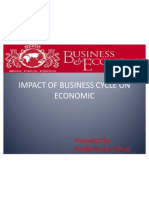 Impact of Business Cycle on Economic
