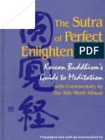 The Sutra of Perfect Enlightenment Korean Buddhism 039 s Guide to Meditation