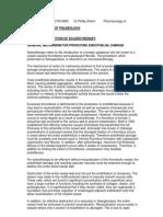 Artem i Pharmacology