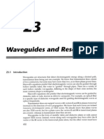 Chapter 23 - Wave Guides and Resonators