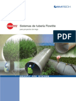 Sistemas de tubería Flowtite para proyectos de riego - AMITECH PROTEGIdo
