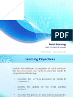 Retail Banking Processes(2)