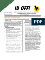 VUFT Newsletter 11 2011