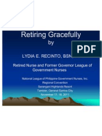 Retiring Gracefully