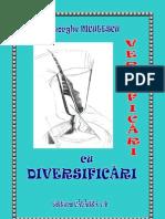 Gh.Niculescu - Versificări cu diversificări