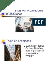 Cap 5 Los Gerentes Como Tomadores de Decisiones