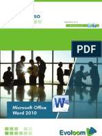 Curso Microsoft Office Word 2010