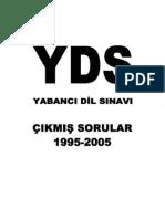 YDS Soruları 1995-2005