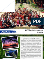 AIESEC Indonesia IC Promotions