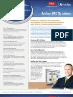 ArcherGRC Solutions